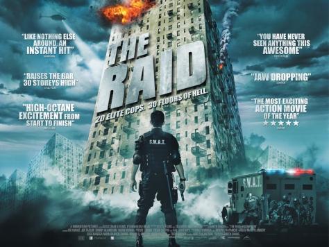 The-Raid-UK-Poster